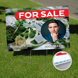 Yard Signs (Coroplast) preview image