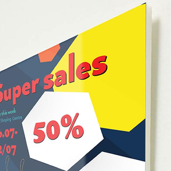 Foam Board Signs main gallery image