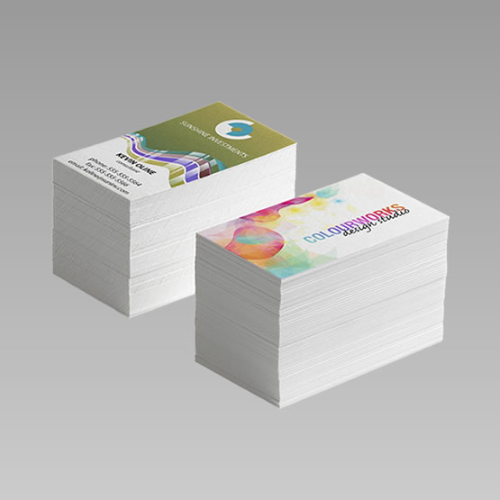 Standard Business Cards main gallery image