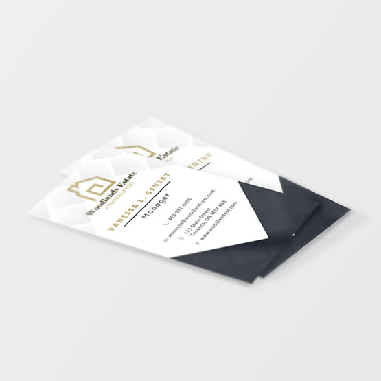 Premium Business Cards main gallery image