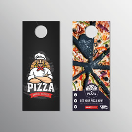 Premium Door Hangers preview image