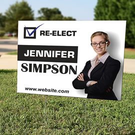 Election Signs preview image