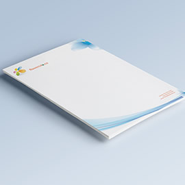 Letterhead preview image